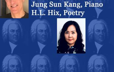 Jung Sun Kang's New Spotify Track & JS Bach Event with HL Hix