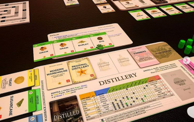 Dave Beck Announces Distilled Prototype