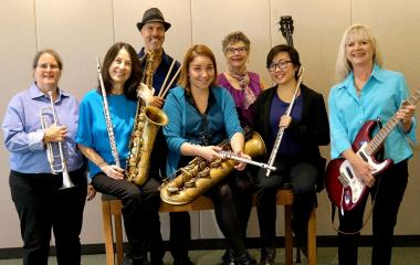 Jean Fineberg's JAZZphoria Performing New Pieces at California Jazz Conservatory