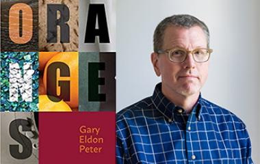 "Gary Eldon Peter Debuts Short Story Collection ""Oranges"""
